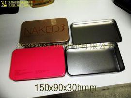 厂家生产化妆盒|3CE化妆刷同款铁盒|KT化妆刷包装|明星款化妆品包装铁盒