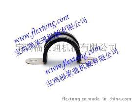 管卡/U型管夹/不锈钢加厚骑马管夹/管箍/