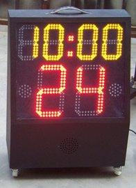 篮球24秒计时器广鸿移动篮球24秒   器无线24秒篮球计时器