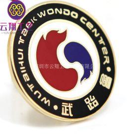 企业胸章制作价格 找做企业胸针的工厂 广州哪里做企业胸徽好