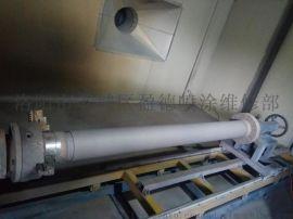 盈德热喷涂 160mm液压活塞杆修复
