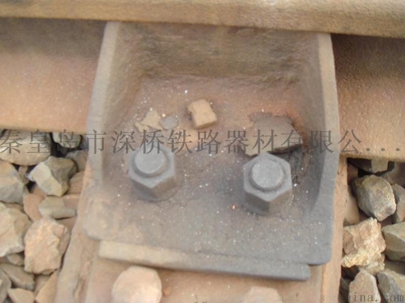 鐵路單開道岔配件護軌