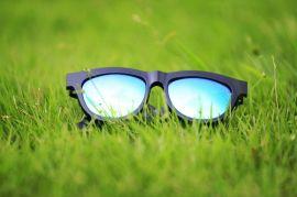 Wakeman骨传导智能眼镜 听歌接电话驾驶眼镜 户外眼镜