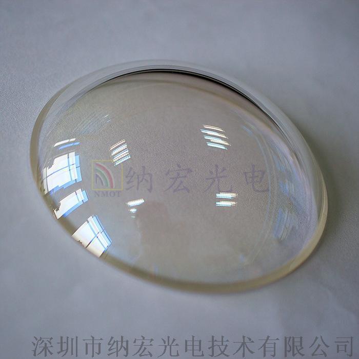 中波红外光学系统用红外硅透镜红外窗口镜片