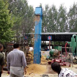 厂家直销沙子链式垂直提升机 灌仓9米高度提升机