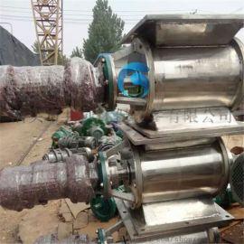 工业星型卸灰阀卸料器高温防爆叶轮给料机关风机卸料器