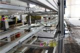 中山陶瓷烘幹線釉油輸送線玻璃翻轉機流水線