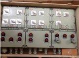 铸铝防爆检修电源插座箱带漏电