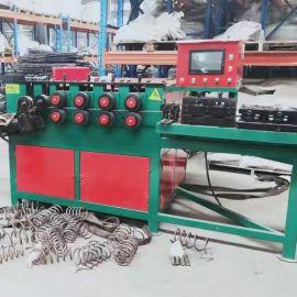 螺旋筋自动数控成型机 打圈机 高架桥弹簧机