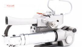 出口型CA25气动打包机 气动打包机手提免扣塑料带塑钢带PET打包机