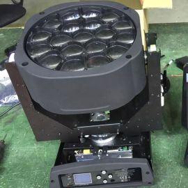 19颗LED蜜蜂眼光束 舞台灯光 广州灯光厂