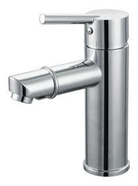 电镀ABS塑料面盆龙头浴室柜冷热混水龙头洗脸盆水龙头批发BF-2701