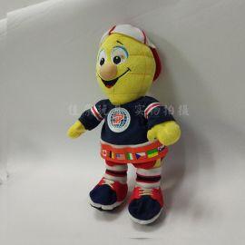 深圳毛絨玩具廠家定做毛絨玩具娃娃公仔人偶吉祥物禮品玩具