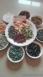 灵寿县天然彩色石子厂家 彩色石子多少钱一吨