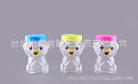 噴繪塑料瓶 十二生肖塑料瓶 瓜子包裝罐