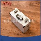 供應鋁合金五金工具儀器箱 定製多規格鋁合金設備箱內部eva防震墊
