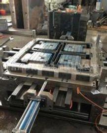 仓储周装箱模具 双面塑料托盘模具