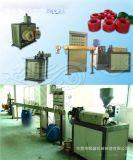 供应全自动铁钱包胶机线材押出机挤出机线材包覆机线材机械设备