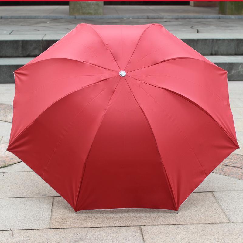 雨伞定制加大高尔夫商务创意晴雨伞定制礼品广告伞印字印刷LOGO