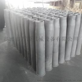 万源碳化硅陶瓷喷火嘴碳化硅辐射陶瓷管