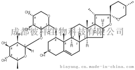 wkq-0284525(S)-鲁斯可皂苷元-1-O-α-L-吡喃鼠李糖基-(1→2)-β-D-吡喃木糖苷
