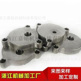 嘉铭 厂家直销 快速连接器螺栓 不锈钢拼合孔螺丝 喷嘴螺母块