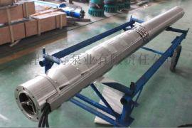 400QJH300吨流量五级叶轮245米扬程不锈钢潜水泵厂家直销