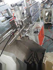 PVC篷条生产线pom小圆棒骨架条支撑条挤出机