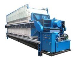 全自动污水处理压滤机 翔源自动曲张振打厢式压滤机