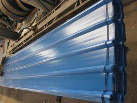 彩钢弧型瓦、彩钢防雨罩、落水管【南通翔展新型建材有限公司】