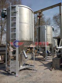 沈阳厂家优惠促销白钢螺杆拌料机 1T固体颗粒混料机