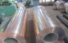 磷铜带C5191连接器端子材料 导电磷青铜带1.2 0.1MM
