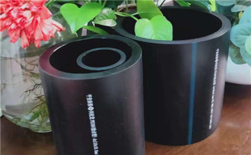 陝西興紀龍 給水PE管 生產廠家