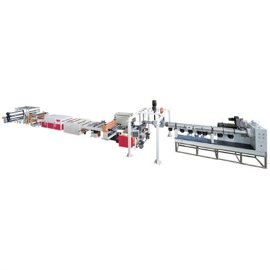 PC/PMMA/GPPS/PET透明板材片材板片材生产线
