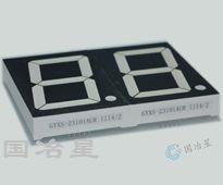 LED数码管(GYXS-23101AUR)
