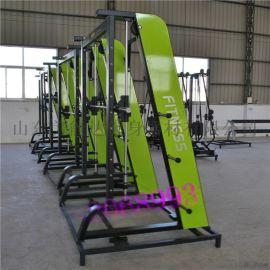 健身器材大飞鸟训练器A工厂直销史密斯深蹲架