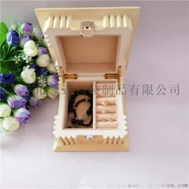 欧美时尚简约木质漆器珠宝盒 珠宝首饰生厂商