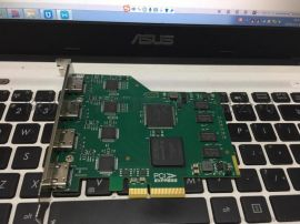 高清视频采集卡 PCI视频采集卡