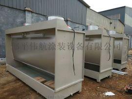 节能环保型-水帘喷漆柜