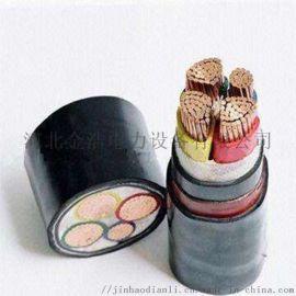 电线电缆生产厂家直销YJV国标铜芯电力电缆四芯电缆动力电缆