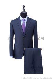 青岛职业装定做厂家正装西服套装