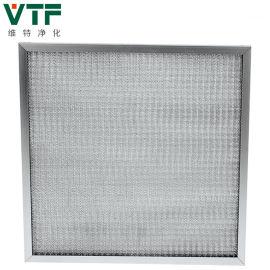 金属网初效过滤器不锈钢网过滤器