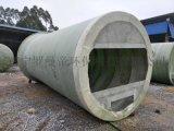 广西南宁市玻璃钢化粪池-大小可定制