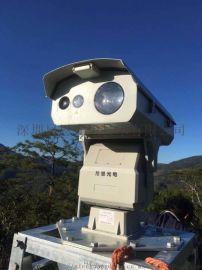 10公里全覆盖自动巡航式森林防火云台监控摄像机