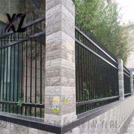 农村锌钢隔离栅,防爬隔离栅围栏,围墙栏杆护栏