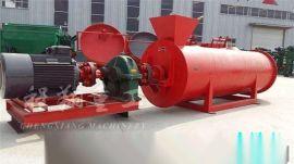 黑龙**粪加工有机肥设备,猪粪有机肥造粒生产线
