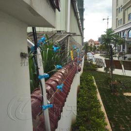触网报**电子围栏适用于小区、**、工厂、变电站等