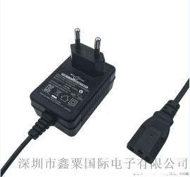 韩国KC认证12.6V1A锂电池充电器