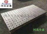 河北全意铸铁火工平台平板的调试方法