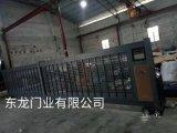 东莞铝合金自动伸缩门 不锈钢自动伸缩门